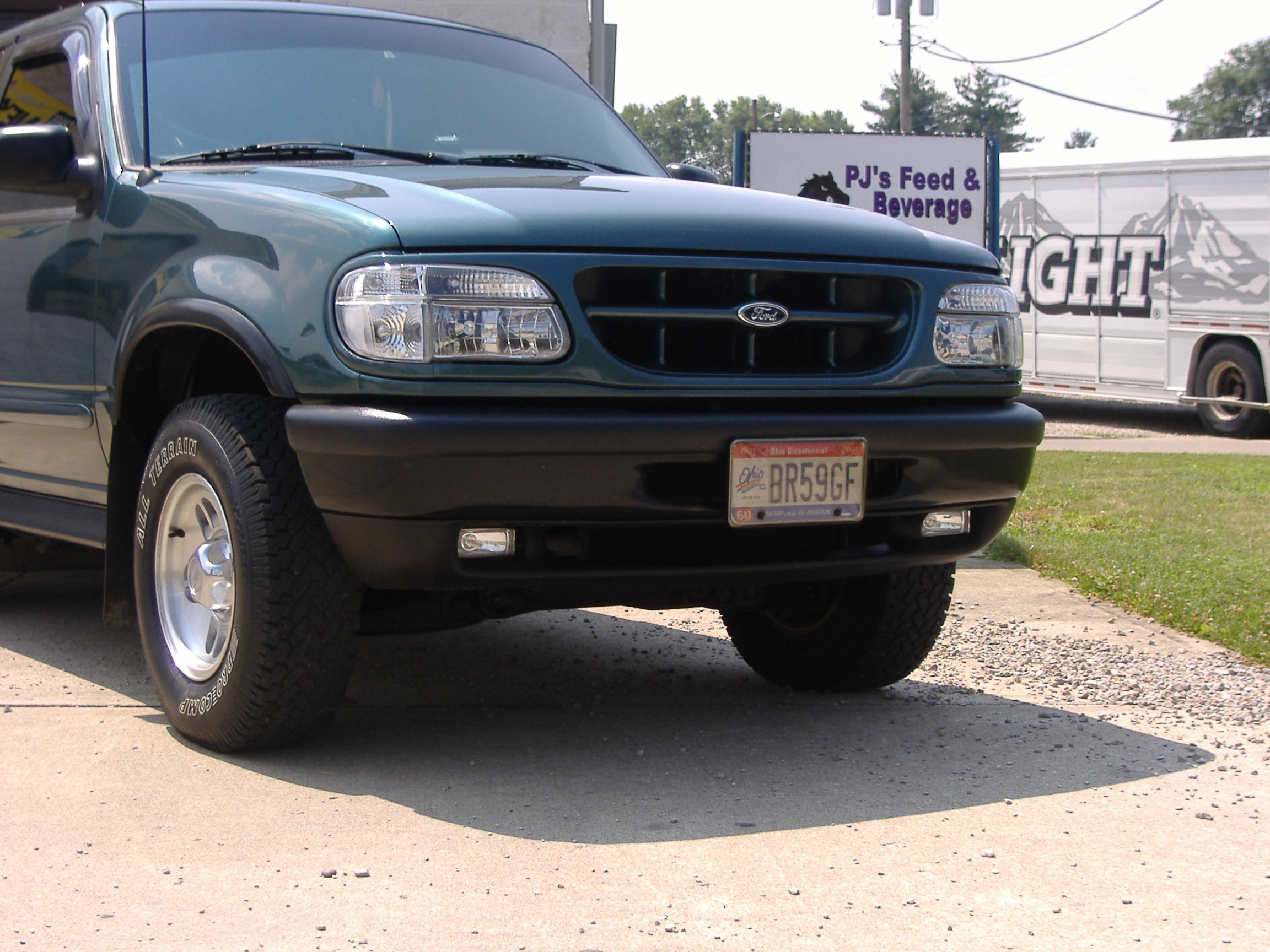 FEELER 2nd gen Euro Headlights Ford Explorer Forum Forums for