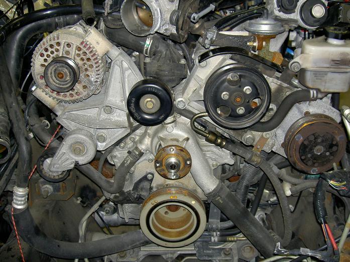 Attachment on Ford Ranger Oil Pressure Sensor Location