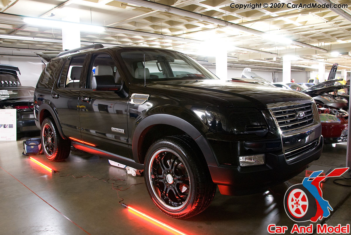 Check Out This Custom 4th Gen Ford Explorer Forum