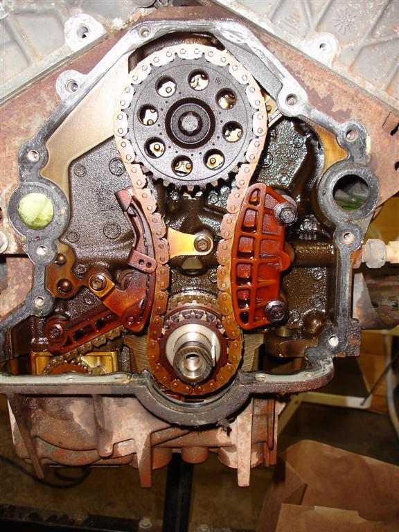 99 4 0 Sohc Timing Chain Repairs - Ford Explorer Forum