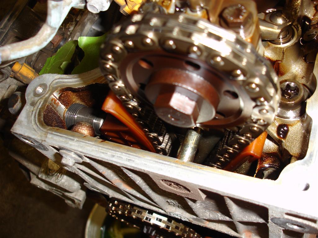 99 4 0 Sohc Timing Chain Repairs Ford Explorer Forum