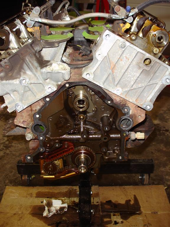 99 4 0 Sohc Timing Chain Repairs Page 2 Ford Explorer Forum Forums For Ford Explorer