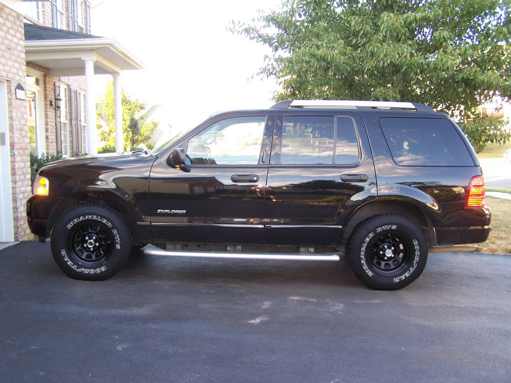 Ford Explorer Black Rims >> Where Can I Find Black Swat Wheels Page 2 Ford Explorer