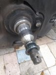 Wheel bearing 05 explorer sport trac 2 wheel drive